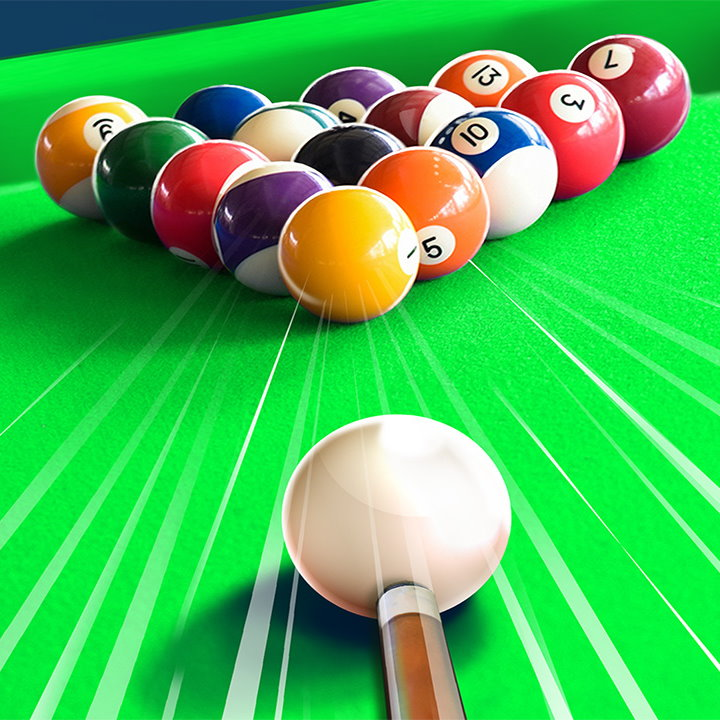 Игра бильярдный блиц - Billiard Blitz Hustle
